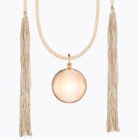 ACAPULCO Maternity Necklace Rose Gold Plated