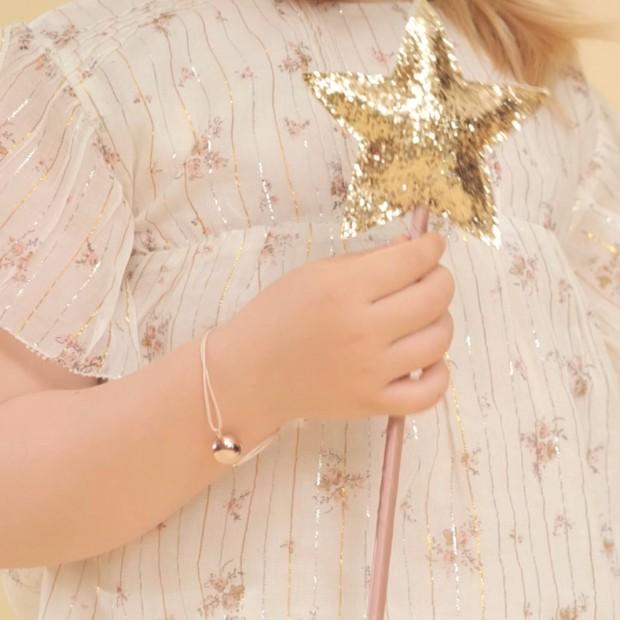Mini Zen Angel Caller Bracelet