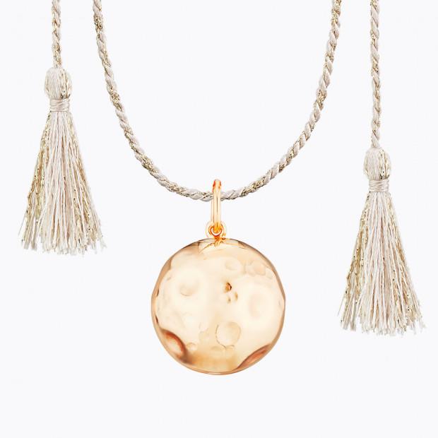 JOY Pregnancy Necklace Yellow Gold